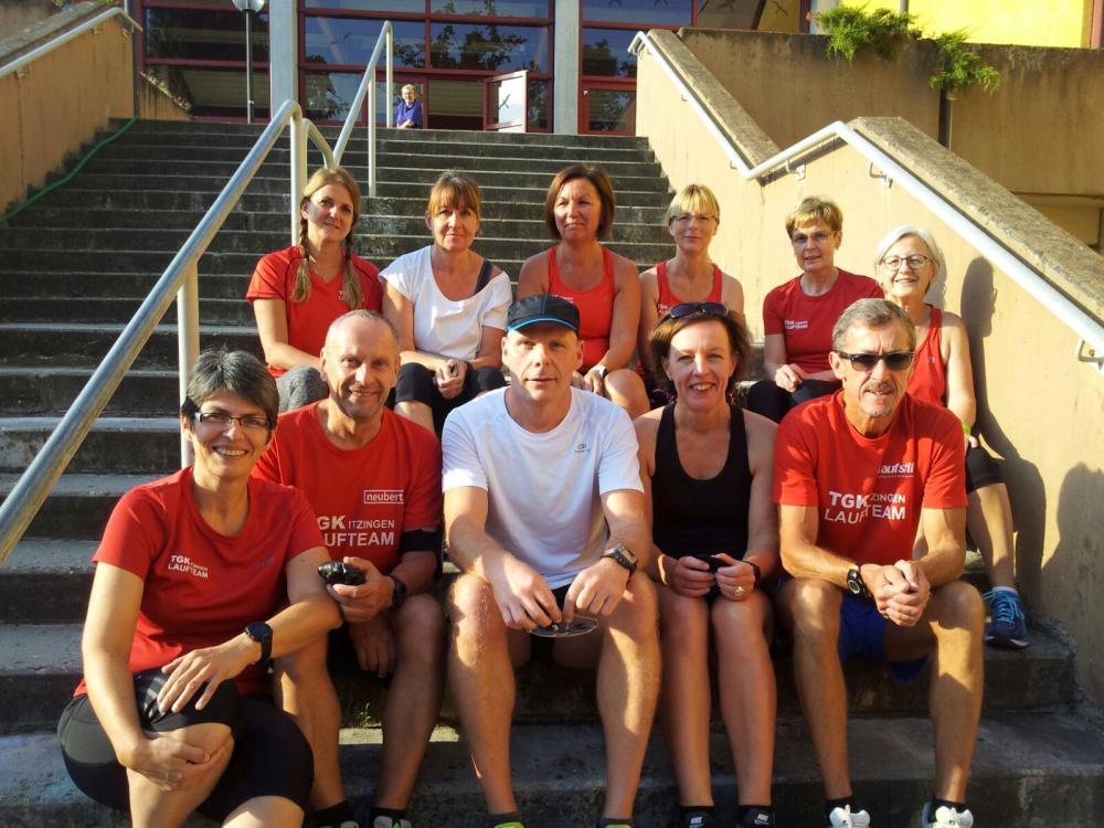 Ivv Wandertag Kitzingen 11092016 Abteilung Laufteam