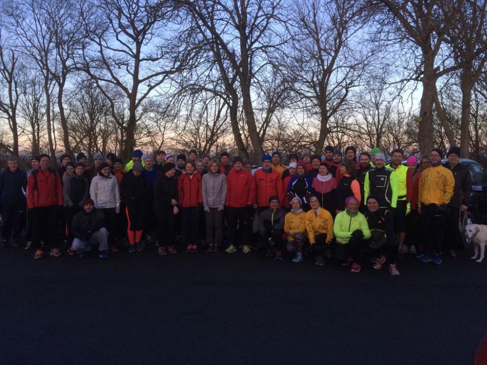 Weihnachtslauf -26.12.2017- | Abteilung Laufteam